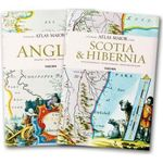 Atlas Maior of 1665 : Anglia, Scotia & Hibernia - Joan Blaeu