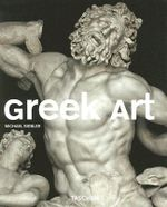Greek Art : Taschen Basic Genre Series - Michael Siebler