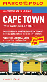 Cape Town (Wine Lands, Garden Route) : Marco Polo Travel Guides   - Marco Polo