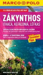 Zakynthos (Ithaca, Kefalonia, Lefkas) Marco Polo Guide : Marco Polo Travel Guides   - Marco Polo