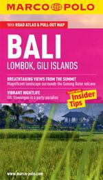 Marco Polo Travel Guides : Bali (Lombok, Gili Islands) - Marco Polo