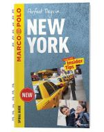 Perfect Days... New York : Marco Polo Spiral Travel Guides - Marco Polo