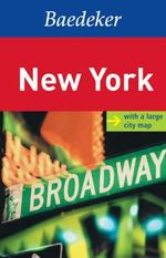 New York Baedeker Guide : Baedeker Guides - Baedeker Guides