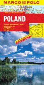 Poland : Marco Polo Maps   - Marco Polo
