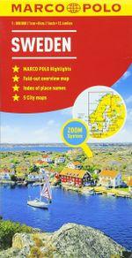 Sweden : Marco Polo Maps  - Marco Polo