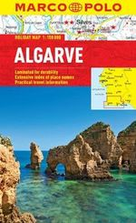 Algarve Marco Polo Holiday Map - Marco Polo