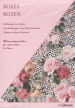 Gift Wrap Papers : Roses : 10 Sheets - Joost Elffers