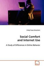 Social Comfort and Internet Use - Cindy Ycaza Stroschein
