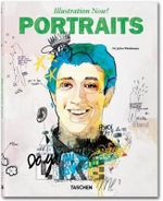 Illustration Now! Portraits - Julius Wiedemann