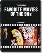 Taschen's 100 Favorite Movies of the 90s : 2 x Hardcover Books in 1 x Slipcased Boxed Set