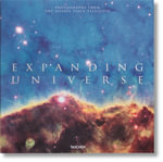 Expanding Universe : Photographs from the Hubble Space Telescope