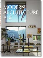 Modern Architecture A-Z - Taschen
