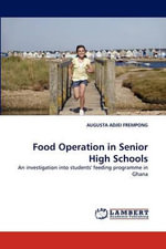 Food Operation in Senior High Schools - Augusta Adjei Frempong