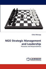 Ngo Strategic Management and Leadership - Chiku Malunga
