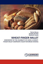 Wheat-Finger Millet - Daniso Beswa
