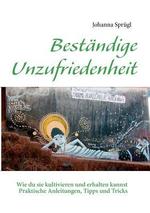 Best Ndige Unzufriedenheit - Johanna Spr Gl