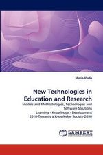 New Technologies in Education and Research - Marin Vlada