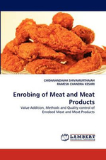 Enrobing of Meat and Meat Products - Chidanandaiah Shivamurthaiah