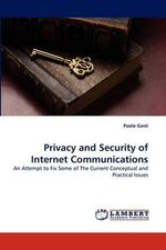 Privacy and Security of Internet Communications - Paolo Gasti