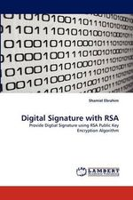 Digital Signature with Rsa - Shamiel Ebrahim