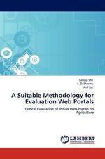 A Suitable Methodology for Evaluation Web Portals - Sandip Shil