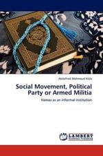 Social Movement, Political Party or Armed Militia - Abdalhadi Mahmoud Alijla