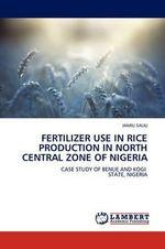 Fertilizer Use in Rice Production in North Central Zone of Nigeria - Jamiu Saliu