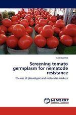 Screening Tomato Germplasm for Nematode Resistance - Yaw Danso