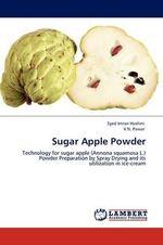 Sugar Apple Powder - Syed Imran Hashmi