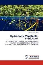 Hydroponic Vegetables Production - Abrar Hussain Shah