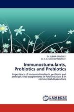 Immunostumulants, Probiotics and Prebiotics - Dr Subha Ganguly
