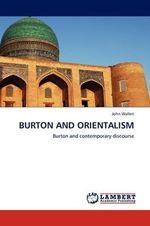 Burton and Orientalism - John Wallen