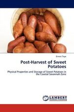 Post-Harvest of Sweet Potatoes - Ernest Teye