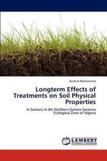 Longterm Effects of Treatments on Soil Physical Properties - Ibrahim Mohammed