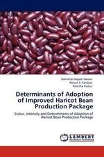 Determinants of Adoption of Improved Haricot Bean Production Package - Rahmeto Negash Hassen