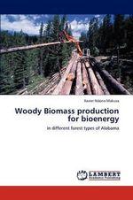 Woody Biomass Production for Bioenergy - Xavier Ndona Makusa