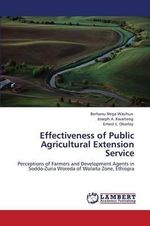 Effectiveness of Public Agricultural Extension Service - Berhanu Nega Wasihun