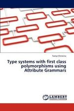 Type Systems with First Class Polymorphisms Using Attribute Grammars - Tamar Christina