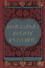 Much Ado About Nothing Minibook - Limited Gilt-Edged Edition - William Shakespeare