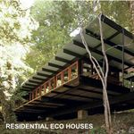 Residential Eco Houses - EDITORS