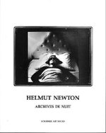 Archives de Nuit : Schirmer art books on art, photography & erotics - Helmut Newton