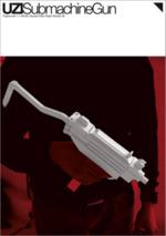 UZI : Paper Gun Model Kit - Ferguson Posteler