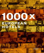 1000 x European Hotels - Chris van Uffelen