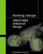 Ranking 2003-2004 : Design - The Top 100 Industrial Design Manufacturers in Germany - Alex Buck