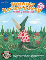 Summer Review & Prep : 2-3 - Kumon Publishing