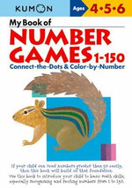 My Book of Number Games 1-150 - Money Magazine