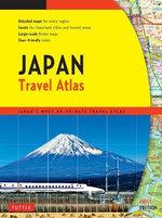 Japan Travel Atlas - Tuttle Publishing