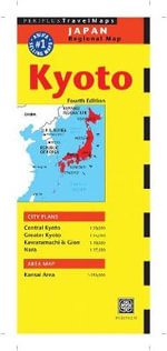 Kyoto Travel Map - Periplus Editors