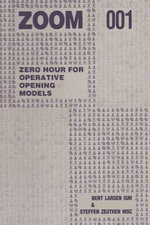 Zoom 001 Zero Hour for Operative Chess Opening Models - Bent Larsen