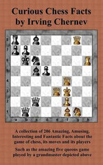 Curious Chess Facts : The Body Book for Older Girls - Irving Chernev
